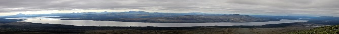 Panorama from Stor-Svuku (2/2)