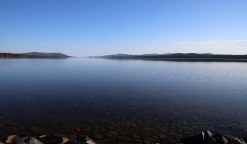 Lake Femunden, early morning