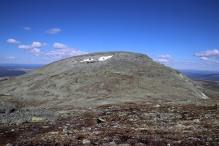 Looking back on Nordre Sålekinna