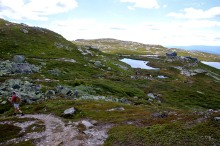 Approaching Sigridsbu