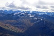 Honndalen-Stryn peaks