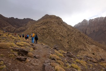Towards the 3000m plateau