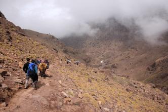 Sidi Chammharouch down below