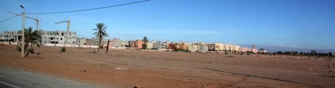Outskirts of Marrakech