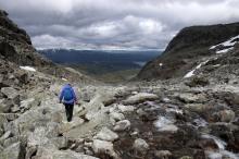 Into Raggsteindalen
