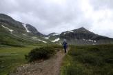 Descending in Raggsteindalen