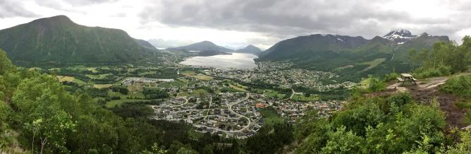 Ørsta view