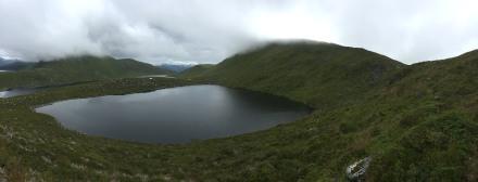Storehaugvatnet below Sollidhornet