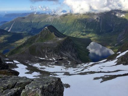 Bukkedalstinden - a very cool peak