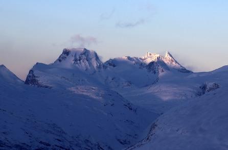 Romsdal peaks