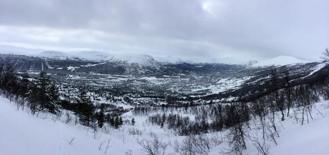 Bjorli view