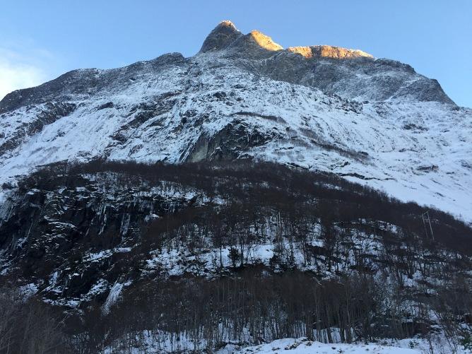 Romsdalshorn, Romsdal