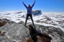 On top of Urdeggi