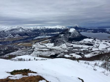 Skoften, Malmefjorden