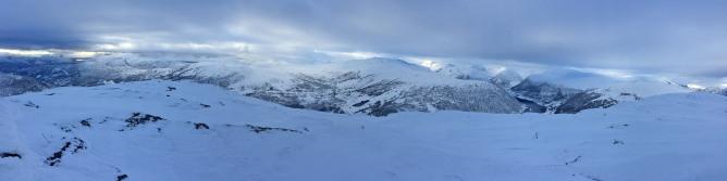 Summit view (1/3)