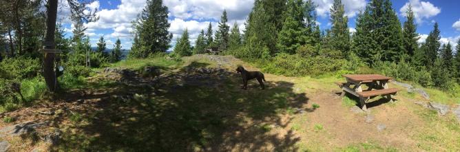 On top of Nynabben