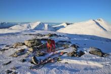 On top of Breivikheia