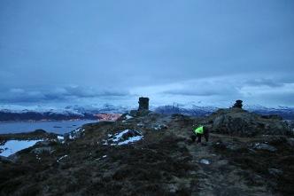 On top of Leinehornet