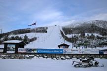 Bondalseidet skiing centre