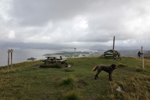 On top of Einingsfjellet
