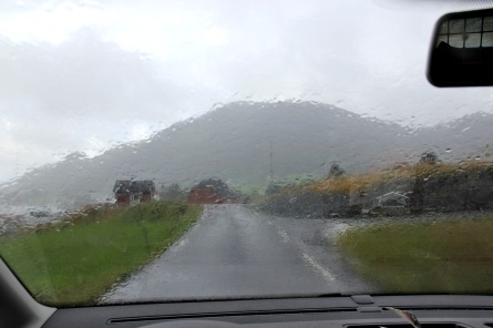 Sørbøheia ahead