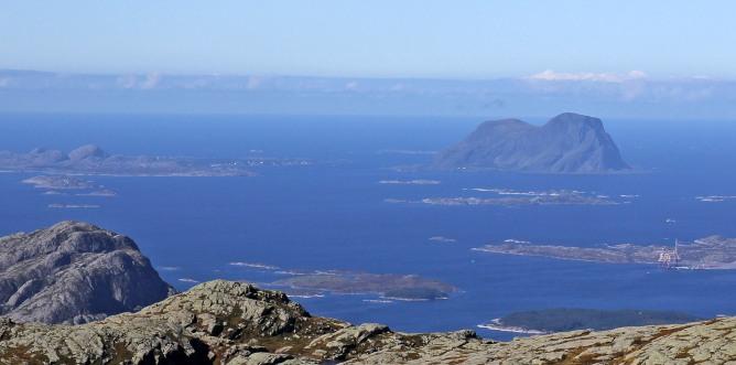 Alden island