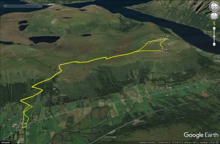 The route to Vorakinna