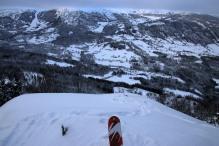 Hafslo view