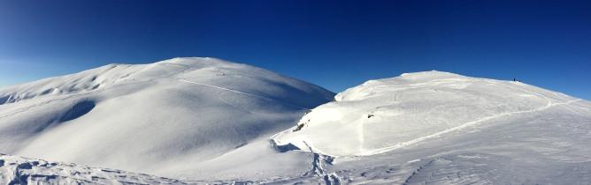 Below Kambafjellet