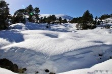Lots of snow to melt this spring!