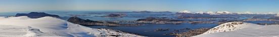 Sulafjellet views (1/3)