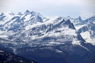 Rugged Sykkylven peaks