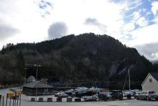 Eidaåsen seen from Bygstad