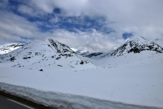 Skiing conditions!
