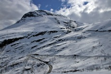 The zig-zag road