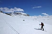 To the mountain!