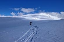 Summit ahead ahead