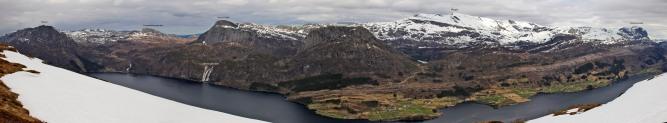 Jøtelshaugen view (1/2)