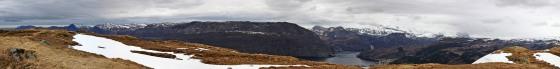 View from Jarstadheia (1/2)