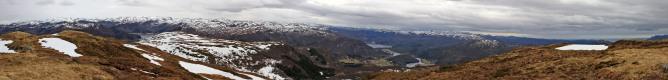 View from Jarstadheia (2/2)