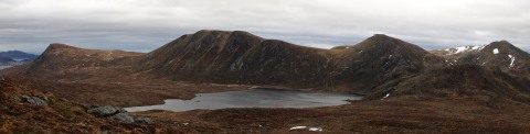 View from Syrebakkane
