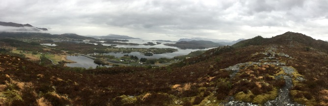 On the Lidafjellet path