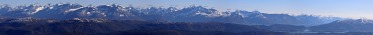 Urfjellet panorama (2/2) - annotated