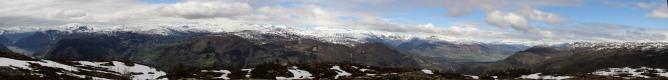 Hesteggi view (2/2)