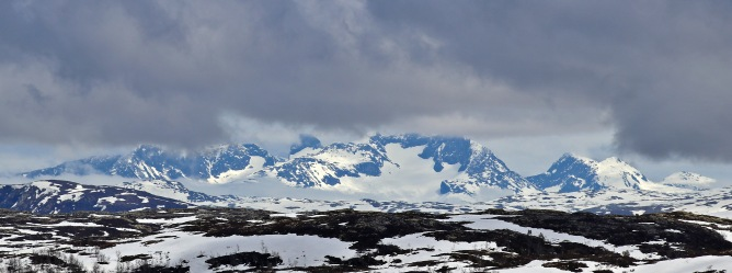 Hurrungane peaks