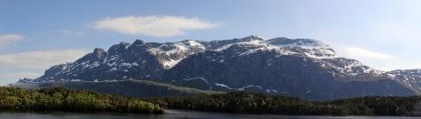 Blægja massif