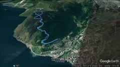 The route