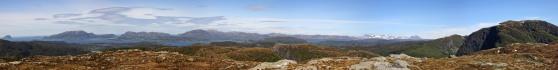 Ramsgrøheia view (1/2)