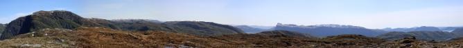Ramsgrøheia view (2/2)