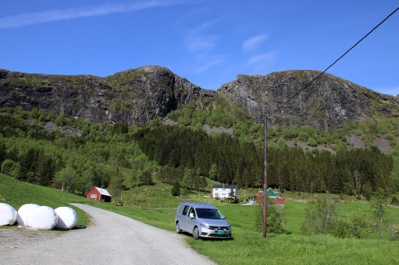 Parking in Høydalen